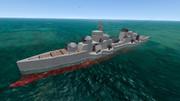 S-DD-03 晩夏型駆逐艦