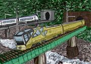 TRAIN SUITE四季島とE353系