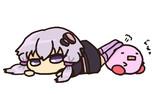 足を高くして寝る