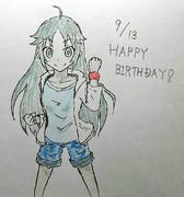 光ちゃん誕生日おめでとう!
