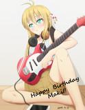 マキマキ誕生日