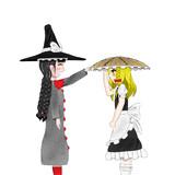 成マリ - 帽子交換