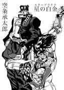 空条承太郎 ⅩⅦ星 『星の白金(スタープラチナ)』