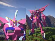 【Minecraft】イージスっぽいもの 【JointBlock】