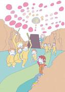 映画イラストコーナー 2001年宇宙の旅×バックトゥザフューチャー