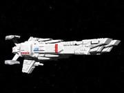 UGSF拠点攻撃戦艦