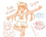 【艦娘】vol.3 リベッチオちゃん【ミリしら】