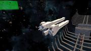 銀河帝国軍 単座戦闘艇 ワルキューレ