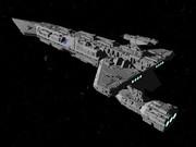 ユニウス連邦宇宙艦隊攻撃型主力戦艦