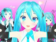 【MMD】ゆっきーズw