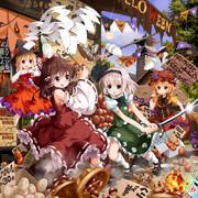 かぼちゃ争奪戦