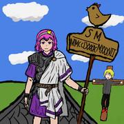 古代ローマのMSRMZNM