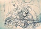 Bloodborne_ヤマムラ&長(ラフ)