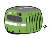 国鉄103系電車 大和路線色