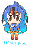 カワセミちゃん【ぱびりおんフレンズ】