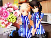 花束をプレゼント♡