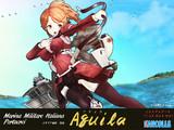 3Dモデル+PMXデータ 【Aquila アクィラ】