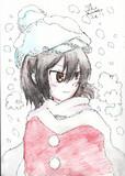 冬な川内ちゃん(ワンドロ40日目