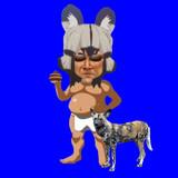 変態野生犬BB