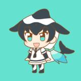 ぱびりおん風イロワケイルカ(オリフレ)
