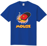 マウスのTシャツ。