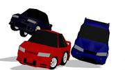 R32&R33&R34 チョロQ