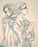 Bloodborne_ミコラーシュ&エドガール