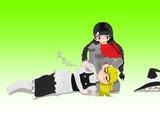 なるマリ - 膝枕