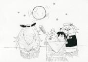 月見だんご☆