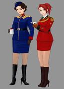 ジオン軍婦人部隊