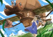 天空の城ラピュタ(投稿2回目)