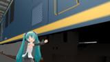 【モデル更新】キヤ191系【MMD鉄道】
