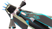 【Fate/MMD】モルガン【モデル配布】