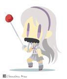 お題箱「提督から林檎を貰って困惑する狭霧ちゃんをお願いします!」