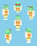 【Minecraft】GUMI:V3_Native&Talk