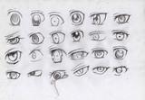 目の模索ラフ5