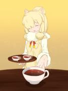 紅茶で休憩