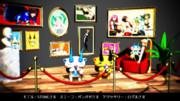 【MMD第一回STONE祭】こんな可愛い子が飾ってある美術館行きたい…