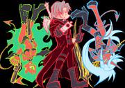 悪魔と悪魔狩り
