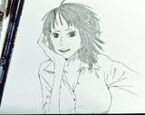 Inktober ニコ・ロビン