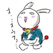 パラたんシリーズ 未来の青タヌキ