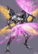 甲虫巨人(クワガタ)