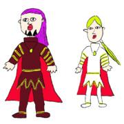 グレイグとホメロス