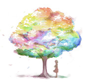 願いがかなう木