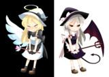 天使SZと悪魔SZ