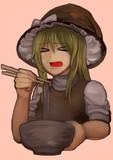 おいしい蕎麦に思わず泣いてしまうUDK姉貴