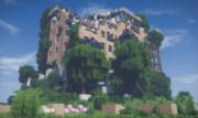 【Minecraft】廃墟ビル