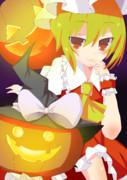 ハロウィンふらんちゃん