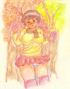 日本豊満化計画・・秋のマイクロミニ・・