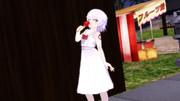 【Fate/MMD】ワンピースのお嬢さん、お祭りにて